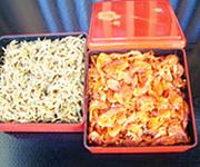 桜海老艶煮・ちりめん山椒の当座煮
